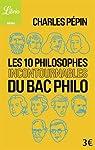 Les dix philosophes incontournables du bac philo par Pépin