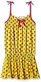 Cherokee Girls' Dress (267486265_Yellow_7 - 8 years)