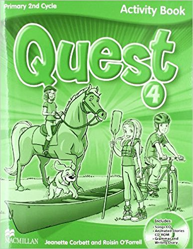 QUEST 4 Ab Pk High Five - 9780230424418
