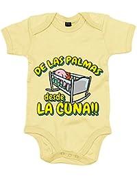 Body bebé de Las Palmas desde la cuna Gran Canaria fútbol