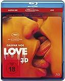Love (inkl. 2D-Version) [3D Blu-ray]
