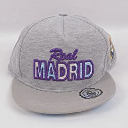 GORRA PLANA ESTADIO REAL MADRID