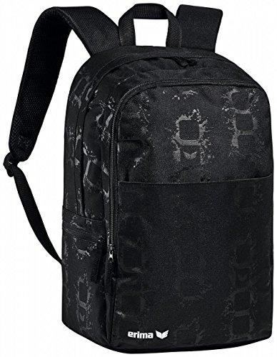 erima Tasche Multifunktionsrucksack Schwarz
