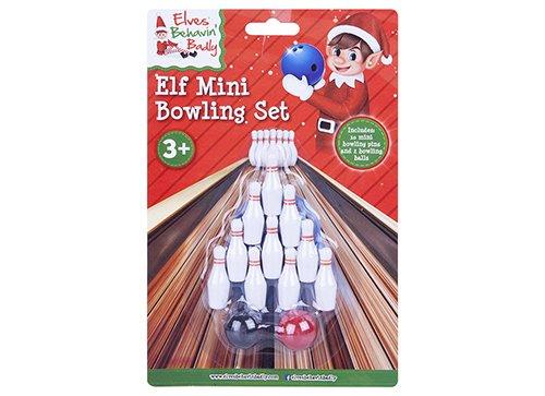 PMS Elfen verhalten sich schlecht Mini-Bowling-Set - Alter 3+ - Füllmaterial