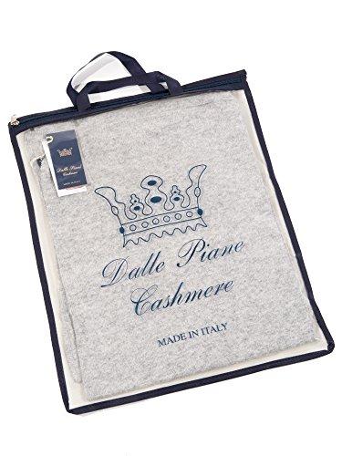Dalle Piane Cashmere - Poncho aus Kaschmir-Gemisch - für Damen Grau