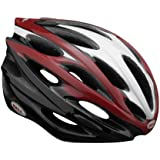 Bell Lumen Helmet - Red/Black/White Standard Issue, Small