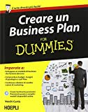 eBook Gratis da Scaricare Creare un Business Plan For Dummies (PDF,EPUB,MOBI) Online Italiano