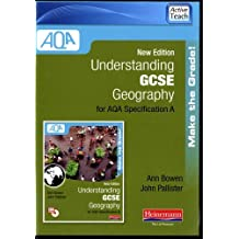 Understanding GCSE Geography for AQA Specification A - ActiveTeach (Understanding Geography) by Mr John Pallister (2009-07-01)