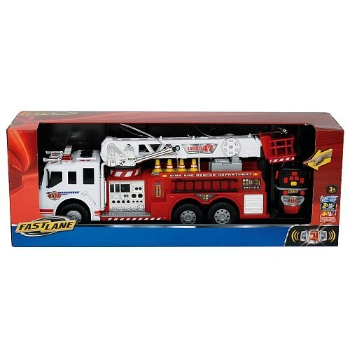 Fast Lane 21 Inch Remote Control Fire Truck by Toys R Us
