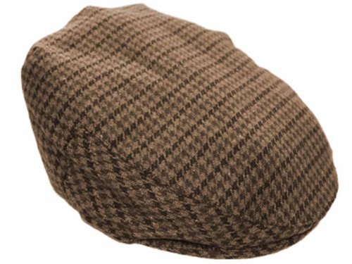 NEW COUNTRY CASQUETTE PLATE EN TWEED 6 TAILLES DISPONIBLES - Multicolore - Medium