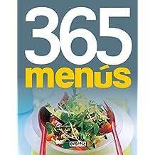 365 menús : uno para cada día del año (Gastronomia)