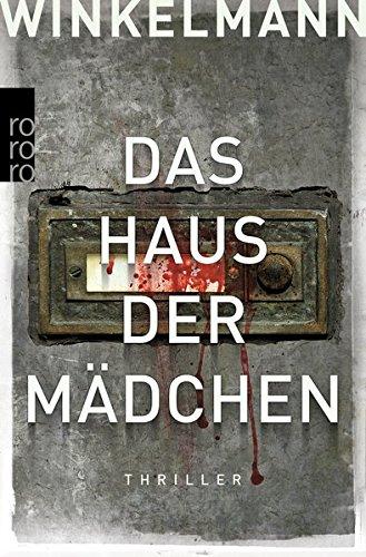 Buchseite und Rezensionen zu 'Das Haus der Mädchen' von Andreas Winkelmann