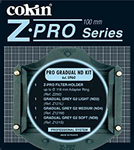 Cokin U960 Z-Pro ND-Gradual Kit (Import Royaume Uni) (Import Royaume Uni)