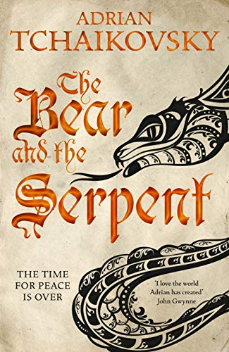 The Bear and the Serpent (Echoes of the Fall, Band 2) -