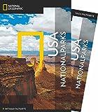NATIONAL GEOGRAPHIC Reiseführer USA-Nationalparks: Das ultimative Reisehandbuch mit über 500 Adressen und praktischer Faltkarte zum Herausnehmen für alle Traveler. (NG_Traveller) - George Fuller
