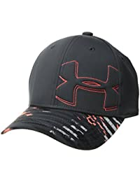 Under Armour Boys' Billboard 2.0 Curved Brim Cap