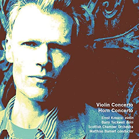 Violin Concerto: Second Scherzo, Part I -