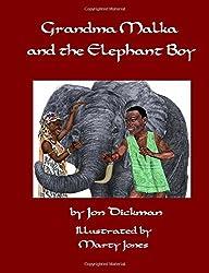 Grandma Malka and Elephant Boy