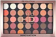 Makeup Revolution Pro HD Amplified 35 Palette (Eyeshadow), Innovation, 28g