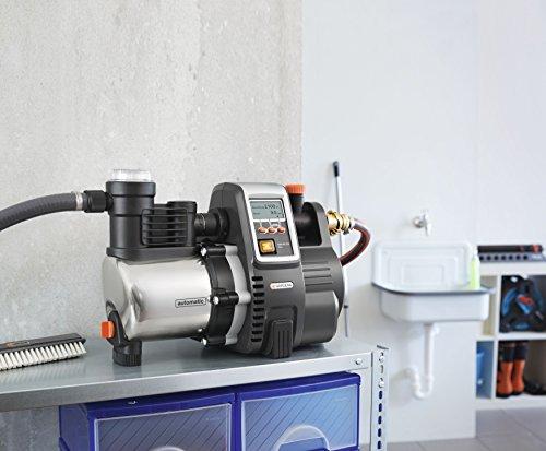 Gardena 6000/6E LCD Inox Hauswasserautomat 1760 - 2