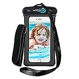 Best Galaxy S6 Waterproof Cases - WATERHERO® Waterproof Phone Pouch ✪ Listen to Music Review
