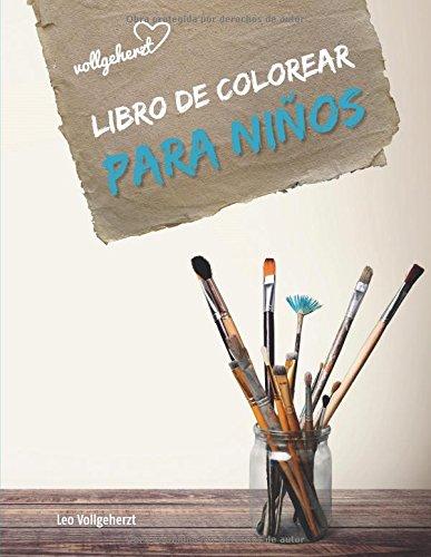 Libro de colorear para niños por Leo Vollgeherzt