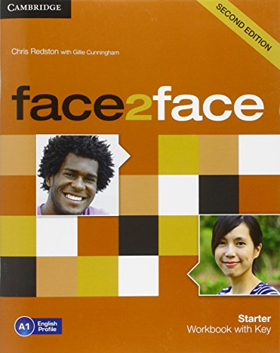 face2face Starter Workbook with Key Second Edition