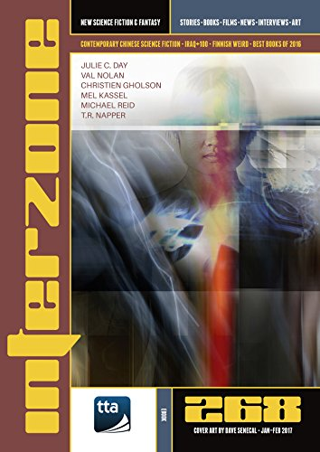 Interzone #268 (January-February 2017): New Science Fiction & Fantasy (Interzone Science Fiction & Fantasy Magazine)