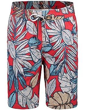 Beach Pants FORWIN UK- Pantalones de playa de verano Pantalones cortos de moda de surf deportivo de secado rápido...