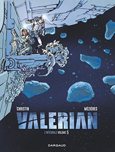 Valérian - Intégrales - Tome 5 - Valérian - intégrale tome 5 par Pierre Christin