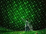#7: Cpixen Green Laser Disco Pointer Pen Beam With Adjustable Cap To Change Project Design