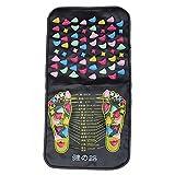 Imported Reflexology Foot Massager Walk Stone Leg Massaging Mat