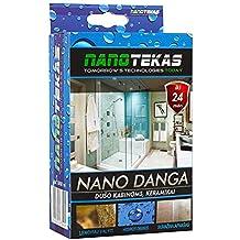 Repelente al agua para baños, vidrio y cerámicas