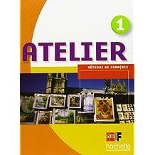 Méthode de français 1. Atelier - 9788467513868