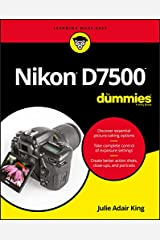 Nikon D7500 For Dummies (For Dummies (Computer/Tech)) Paperback
