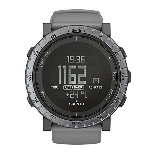 Suunto Core Dusk Gray Limited Ed Outdoor Watch Altimeter Barometer Compass Mi...