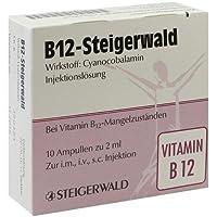B12 Steigerwald Ampullen 2 ml, 10 St. preisvergleich bei billige-tabletten.eu