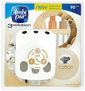 Ambi Pur 3volution Cotton Sensations 20 ml Starter Kit
