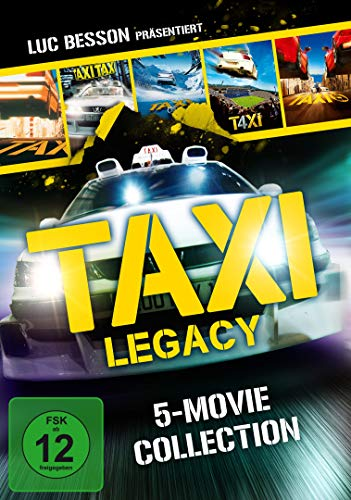 Taxi Legacy - 5-Movie Collection [5 DVDs]