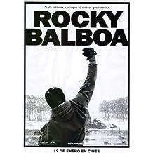 Rocky Balboa Poster (27 x 40 Inches - 69cm x 102cm) (2006) Spanish Style B