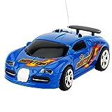 Mamum Innovation 2010B Fernbedienung Auto (6,5x 6,5x 12,5cm 1: 58Multicolor Können Mini Speed RC Funk-Fernbedienung Micro Racing Car Spielzeug Geschenk, h, 6.5 x6.5x12.5cm