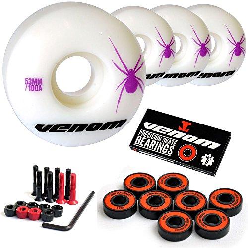 venom-skateboard-wheels-53mm-abec-9-bearing-set-plus-free-bolts