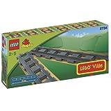 LEGO duplo Eisenbahn-Schienen (2734)