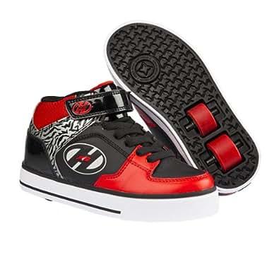 Heelys X2 Cruz Shoes - Red/Black