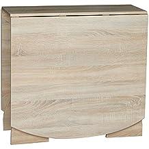 Klapptisch Sonoma Eiche   Abgerundete Ecken   Klappbarer Tisch   складной  стол  ...
