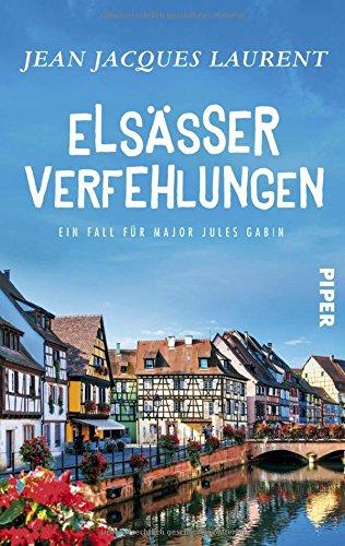 Buchseite und Rezensionen zu 'Elsässer Verfehlungen' von Jean Jacques Laurent