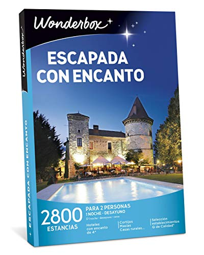 WONDERBOX Caja Regalo -ESCAPAD