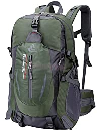 SLB Works 36-45L Travel Backpack Camping Hiking Climbing Sports Day Pack For Men Women