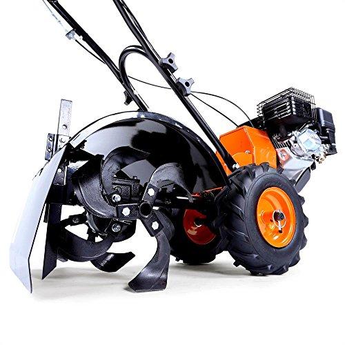 Fuxtec Motobineuse, motoculteur AF 200essence motobineuse, motoculteur de jardin