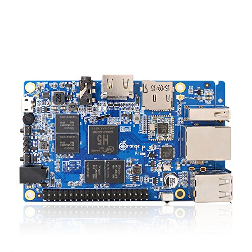 ZkeeShop Orange Pi Prime Development Board H5 Quad-core Support linux and android Beyond Raspberry Pi 2 width=
